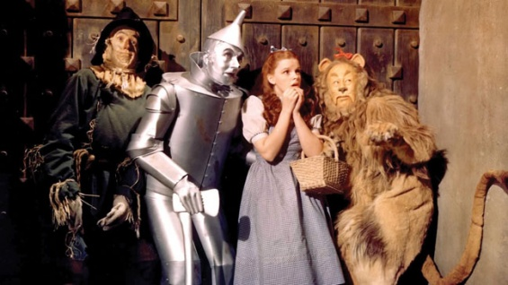 Wizard of Oz public domain 2