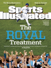 KCRoyals SportsIllustratedCover2014