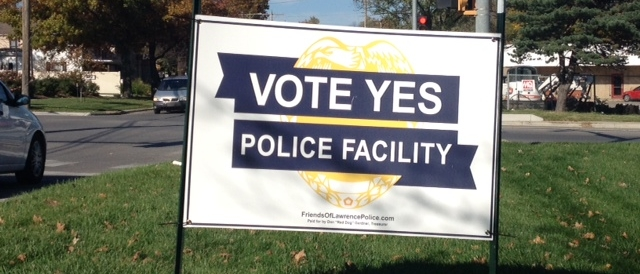 Should Lawrence Say Yes to New Police Facility?