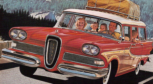 Station Wagon 1950s2