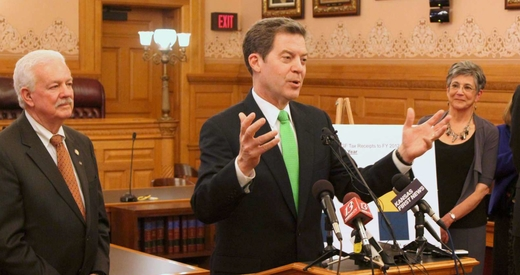 Brownback education lawsuit - small