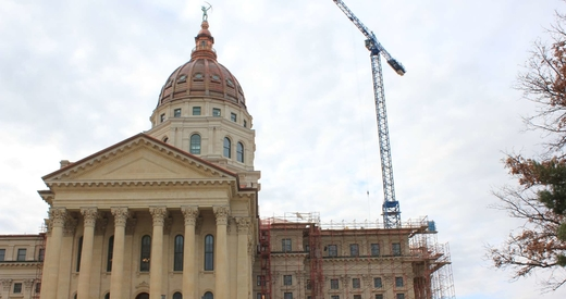 Statehouse construction small