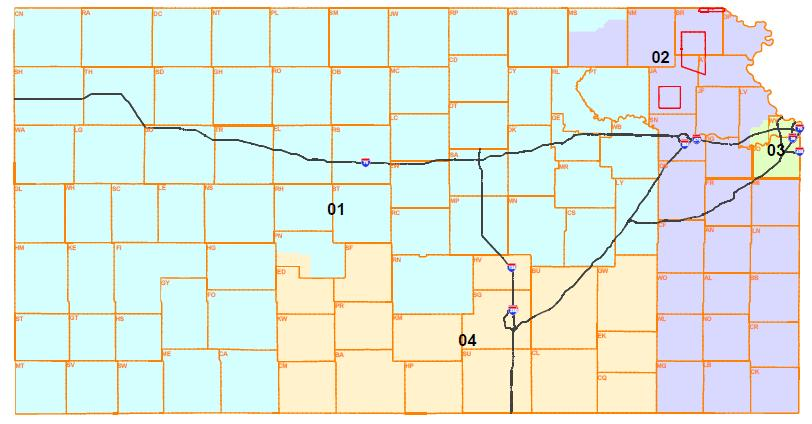 KS redistricting map