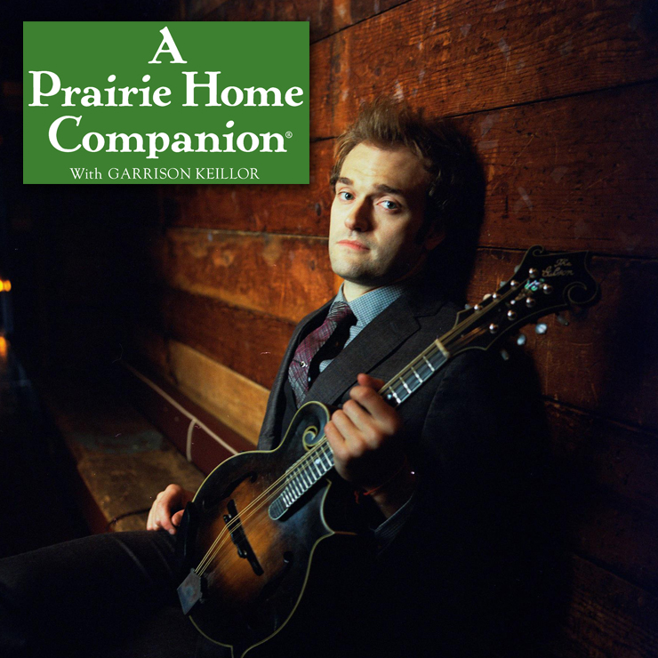 The show's new host, Chris Thile, will make his debut this fall, on October 15.