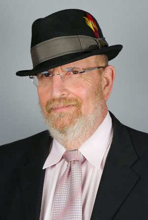 Rabbi Mark Borovitz, COO and Head Rabbi of Beit T'Shuvah