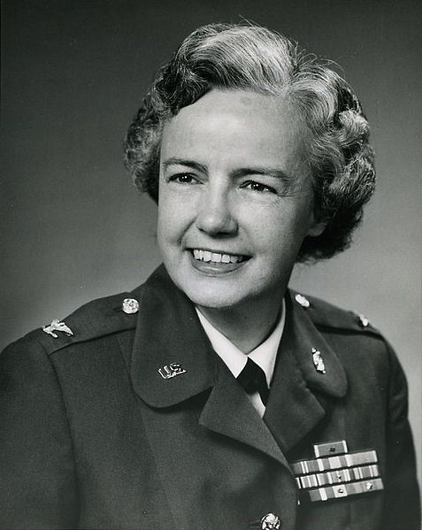 General Elizabeth Hoisington