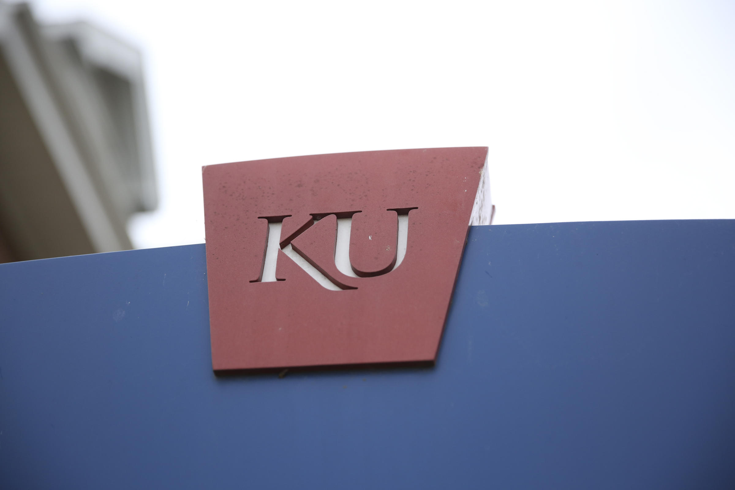 A massage therapist working with KU athletes was charged with a sex crime unrelated to the university, triggering a KU investigation. (Photo by Nomin Ujiyediin, Kansas News Service)