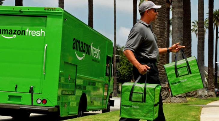 Online grocery shopping has yet to go mainstream.