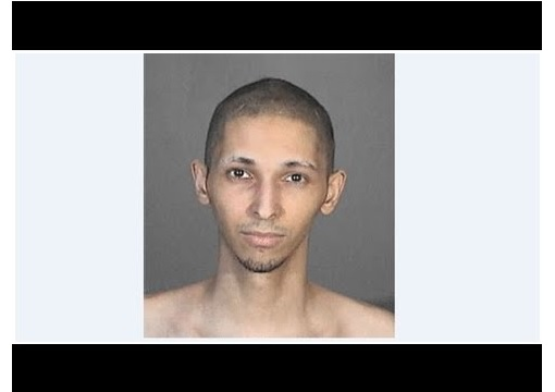 Suspect Tyler Barriss, in a 2015 booking photo released by the Glendale, California Police Department