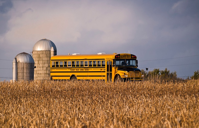 Pay for teachers in rural Kansas was $17,000 dollars below the national average.