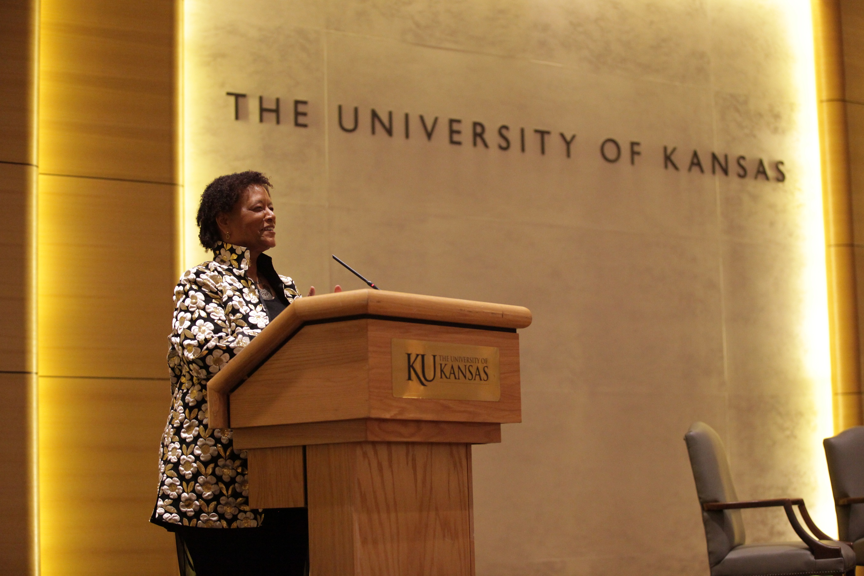 Photo by Ann Dean, courtesy of KU School of Business