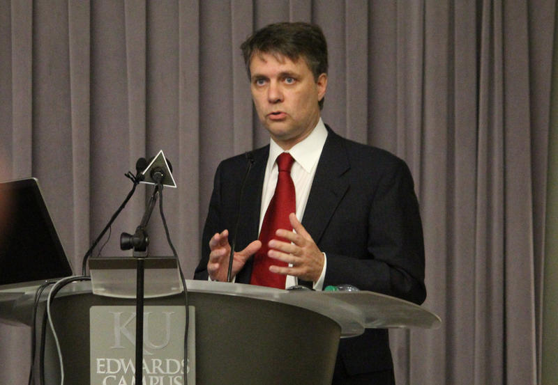 Lieutenant Governor Jeff Colyer (file photo/Kansas News Service)