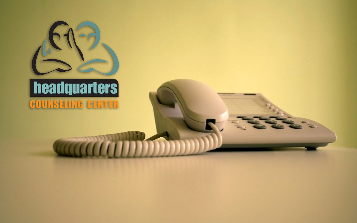 Headquarters Counseling Center in Lawrence is trying to raise $90,000 to keep its doors and phone lines open.