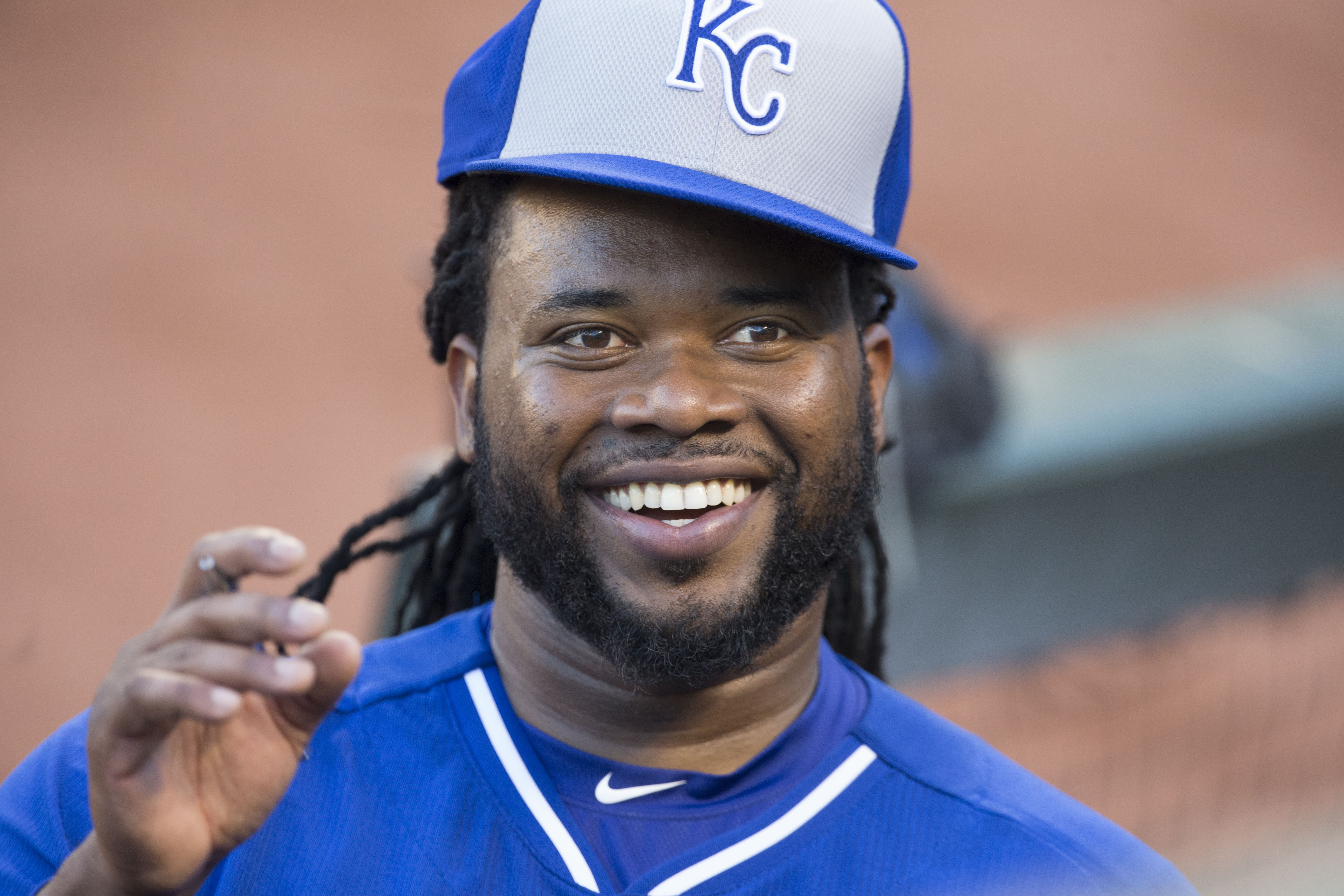 KC Royals' Pitcher Johnny Cueto (Flickr Photo by Keith Allison)