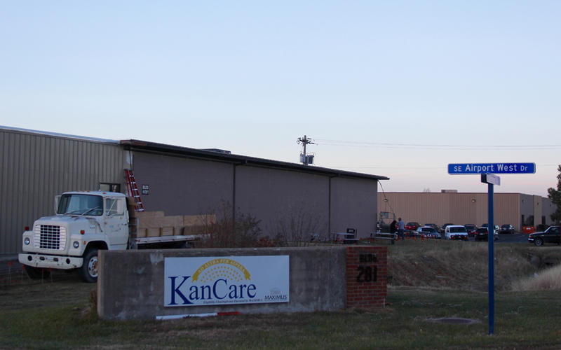 A backlog of Medicaid applications worsened at the end of 2015 when an executive order signed by Gov. Sam Brownback went into effect, consolidating all applications within a single KanCare Clearinghouse in Topeka. (photo credit: Kansas News Service)