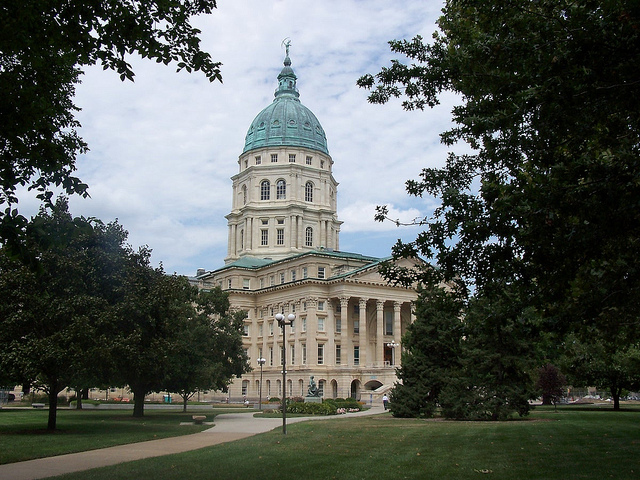 The Kansas Legislature passed a law last year aimed at placing juvenile offenders closer to their families.