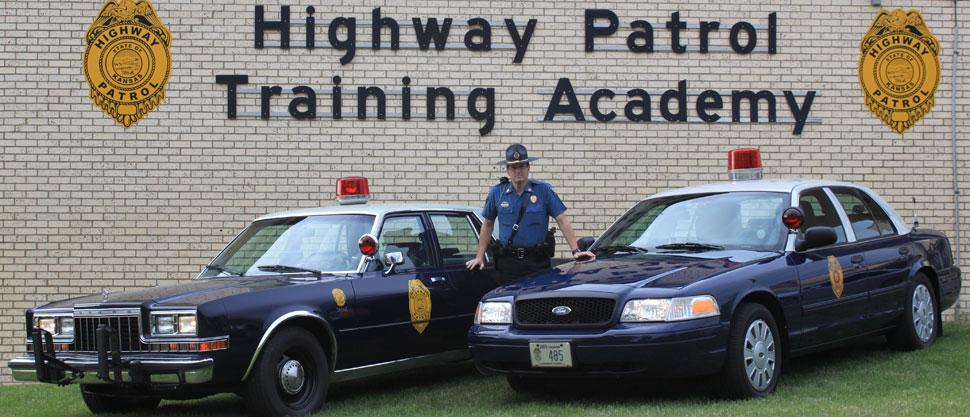 Kansas Highway Patrol Training Academy in Salina (Photo by the Kansas State Troopers Association)