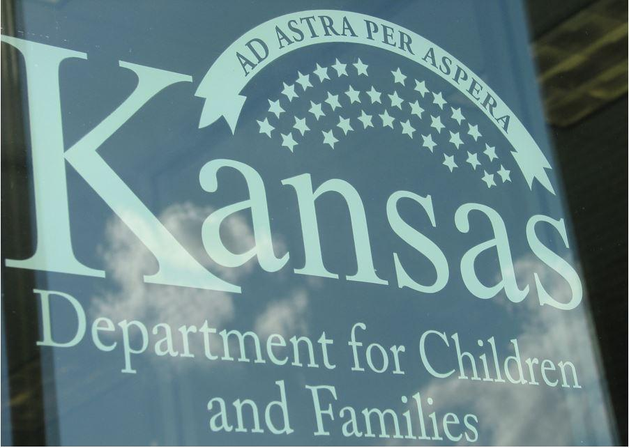 The Kansas Department of Children and Families administers the state's foster care system.