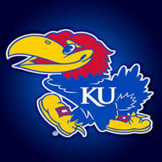 The Jayhawks were out to avenge a narrow loss to Oklahoma last month.