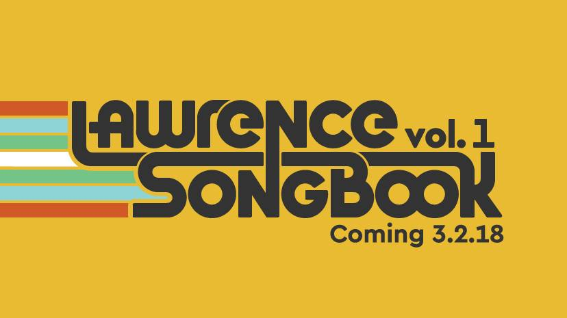 The Lawrence Songbook showcase concert begins at 7 p.m., Friday at Liberty Hall in downtown Lawrence.
