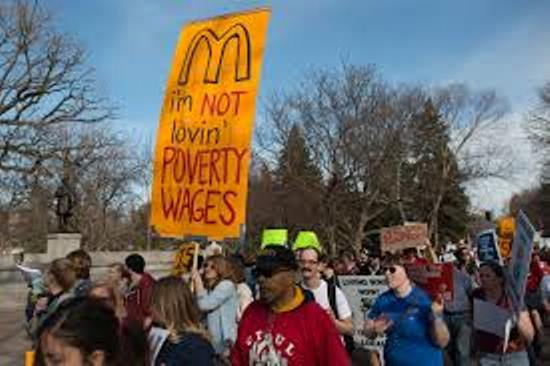 Proposal would raise minimum wage to $10.25 by 2017.