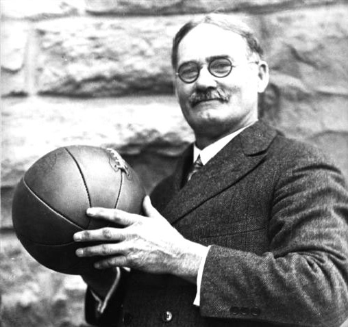 James Naismith (Photo Credit: Kansas Historical Society)