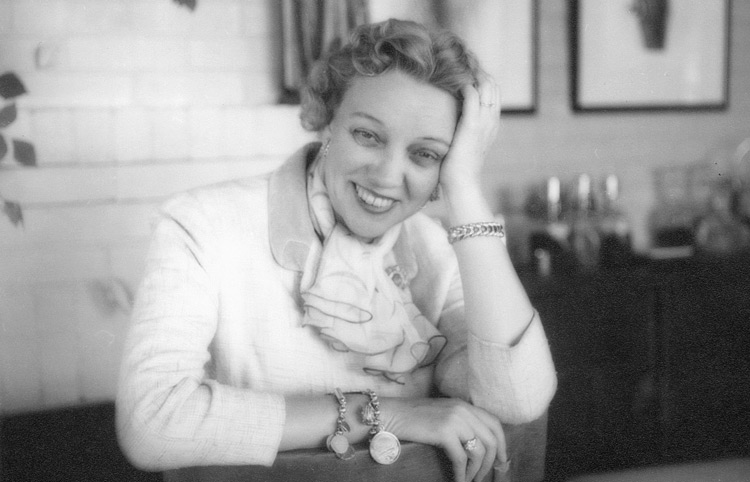 Olive Ann (Mellor) Beech, who led Beechcraft Aircraft Corporation in Wichita for several decades.
