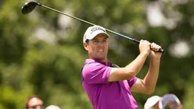 Streb was runner-up at the Greenbriar Classsic Sunday (Photo: PGA.com)