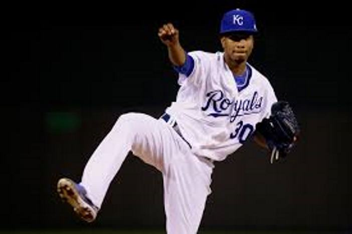 24-year-old ace Yordano Ventura will start Game One for Kansas City