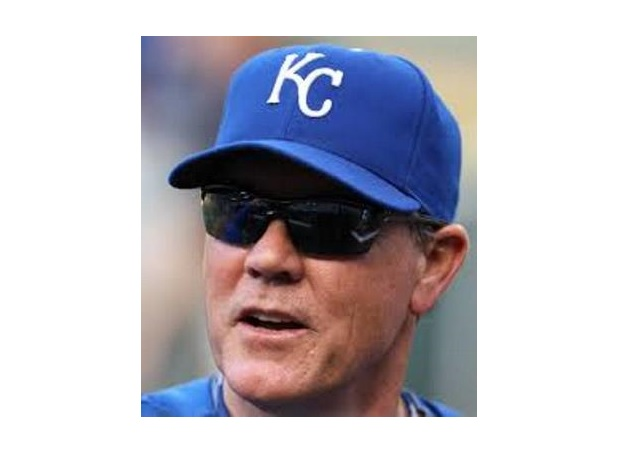 KC Royals manager Ned Yost