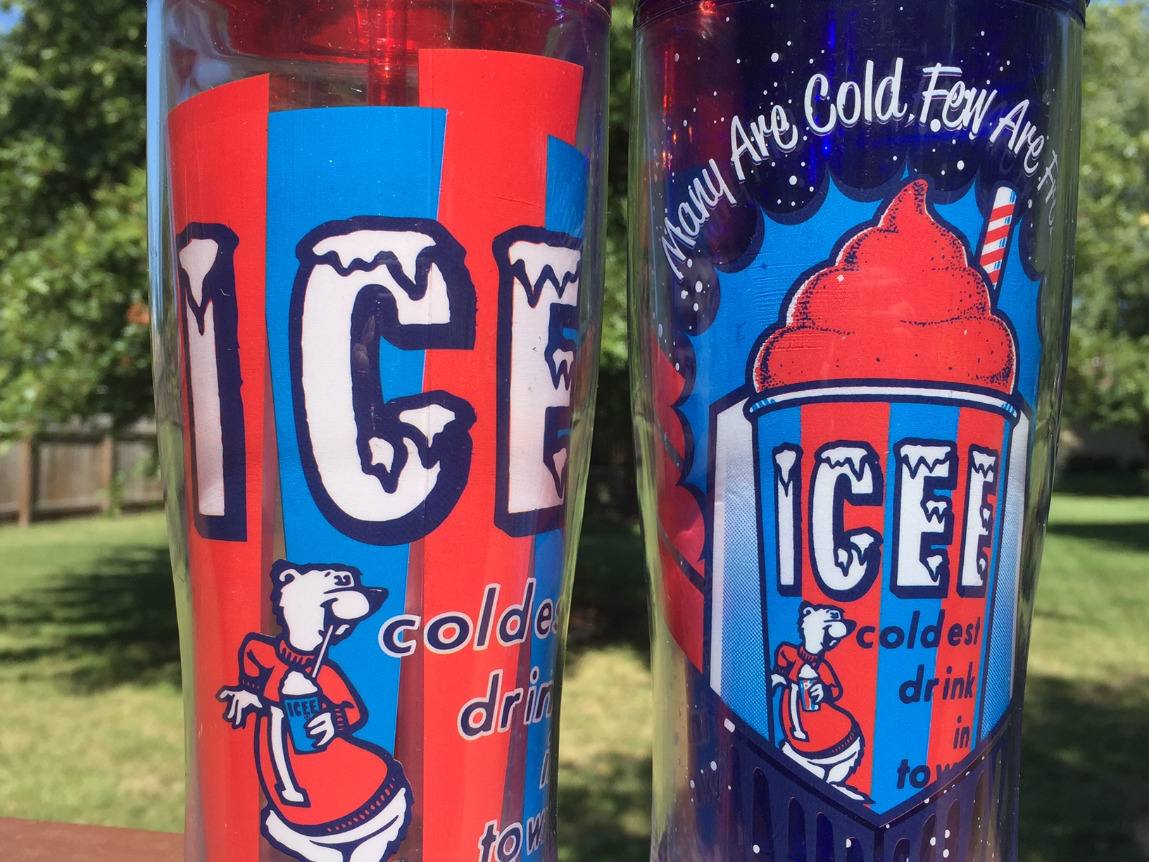 The ICEE, a Kansas creation that's become as ubiquitous in America as summer heat. (Photo by J. Schafer)