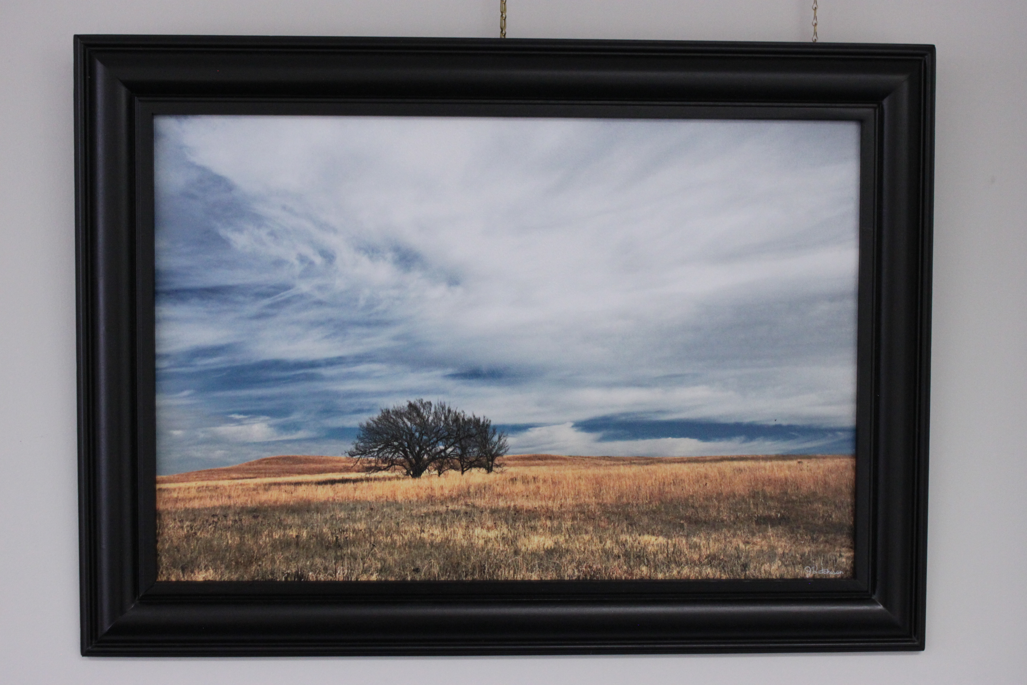 Late Autumn in the Flint Hills, Chase County, KS