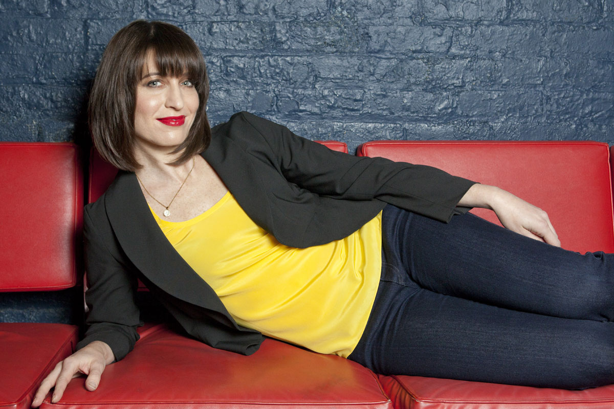 """Ophira Eisenberg is the host of NPR's """"Ask Me Another."""" A familiar face in the comedy world, Eisenberg moved to New York in 2001 from Canada and performs stand-up regularly at comedy clubs in the city as well as headlines across the United States, Canada and Europe."""