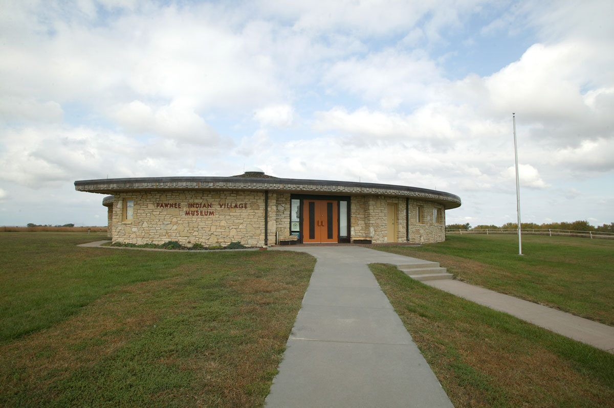 The Pawnee Indian Museum (Flickr Photo by Jonnie Andersen)