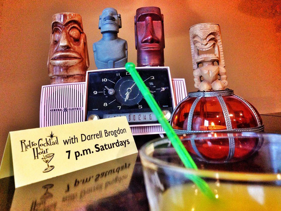 """""""Retro Cocktail Hour"""" now airs twice weekly, Saturday AND Sunday at 7 p.m."""