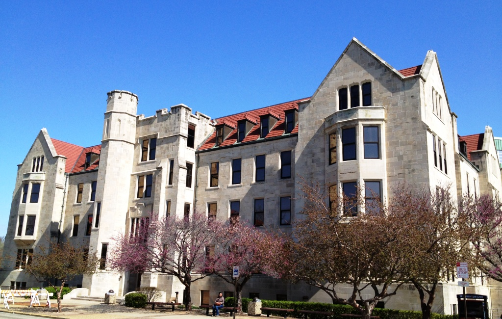 Snow Hall (Photo from KU online directory)