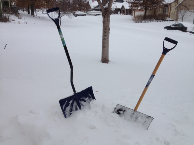 State officials are urging residents to stock up on supplies and get prepared now for the winter storm expected this weekend. (File photo from J. Schafer)