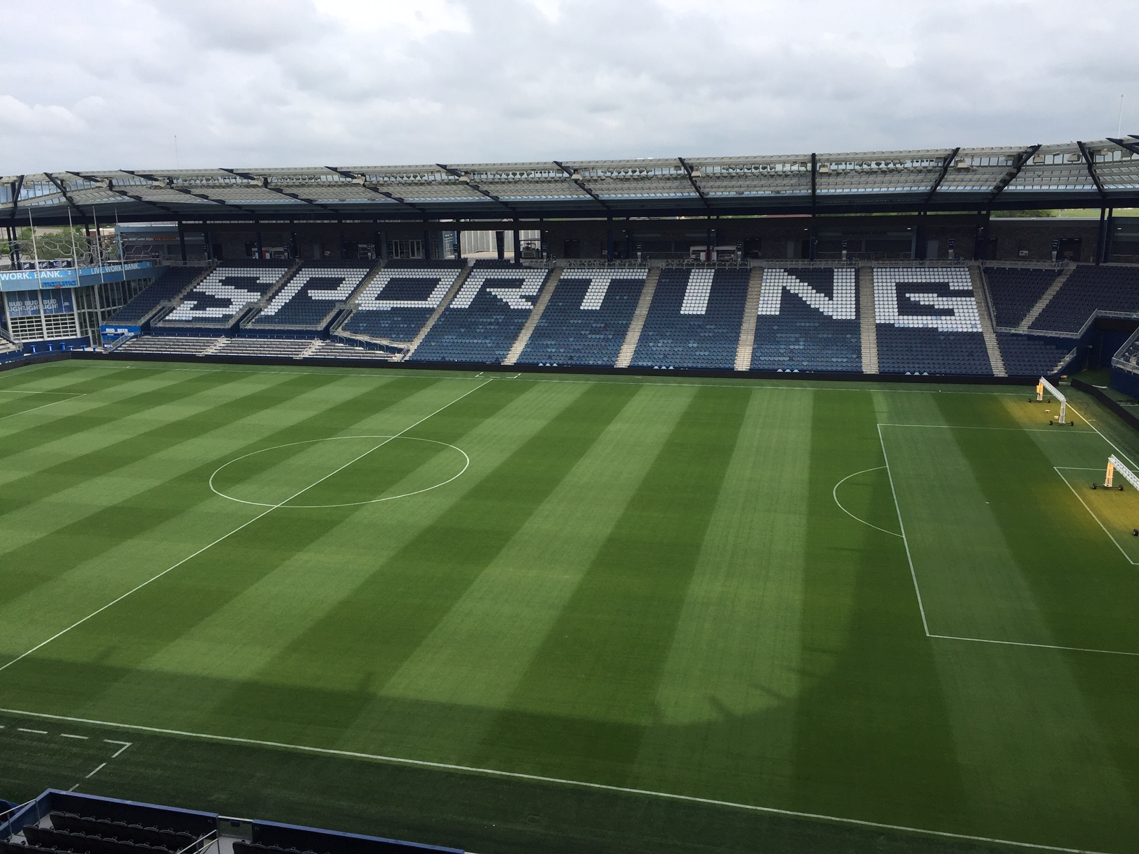 Children's Mercy Park, home of Sporting KC (Photo by J. Schafer)