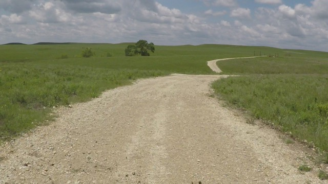 Springtime in the Flint Hills (Photo courtesy of Prairie Hollow Productions)