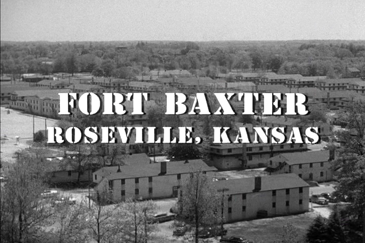 """The Phil Silvers Show"" was set in the fictional town of Roseville, Kan."