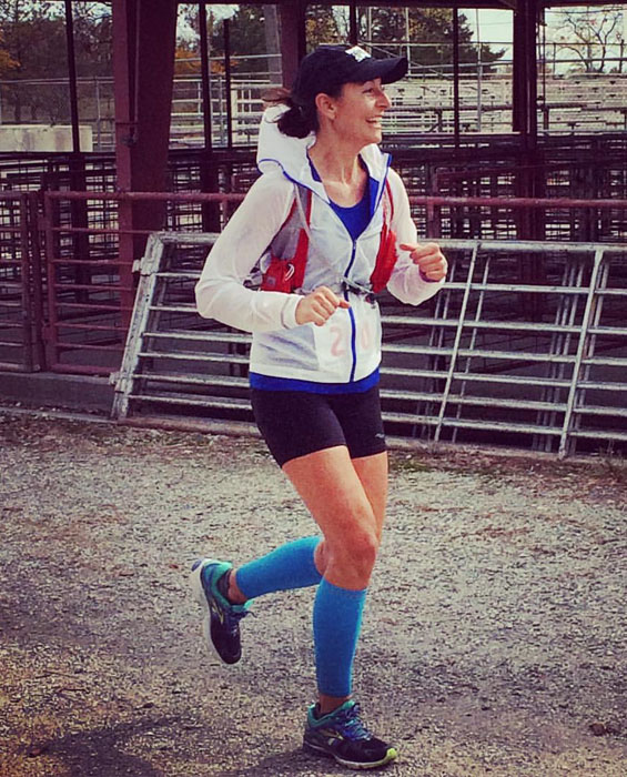 Kendra is an avid runner with her own running & nutrition coaching business.