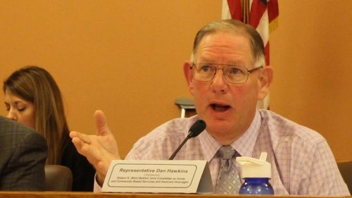 Representative Dan Hawkins, chair of House health committee says KanCare is likely to be trimmed back.(File photo: Kansas News Service)