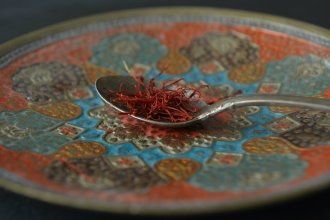 At about $15 a gram, saffron is the world's most expensive spice. Rumi Spice has a unique model of employing Afghan farmers who are growing it that aims to double or even triple their annual income.