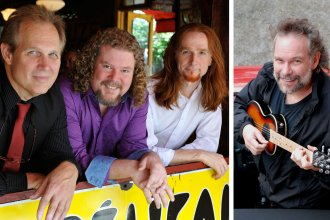 Brother Sun and John Gorka are featured performers in two upcoming benefit concerts for Kansas Public Radio.