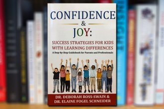 Confidence & Joy: Success Strategies for Kids with Learning Disabilities