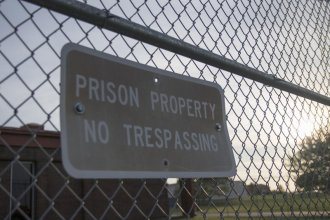 As of Thursday, there are no known cases of COVID-19 in Kansas prisons or jails. (Photo by Nomin Ujiyediin, Kansas News Service)