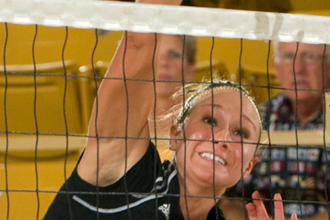 Arica Shepard Ahlvers led the Emporia State Hornets to the NCAA Regional Championship match in 2009.