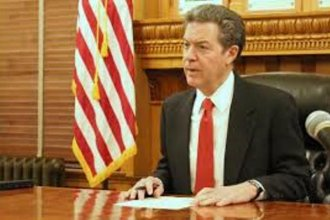 The White House said that Brownback is one of dozens of officials who were re-nominated Monday by President Donald Trump. (Photo Credit: KCUR Radio)