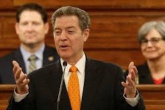 Governor Sam Brownback delivered his final State of the State address to the Kansas Legislature.