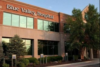 Blue Valley Hospital, now known as Pinnacle Regional Hospital, says it provides a third of all bariatric surgeries for Medicaid patients in Missouri.  (File photo from KCUR Radio)